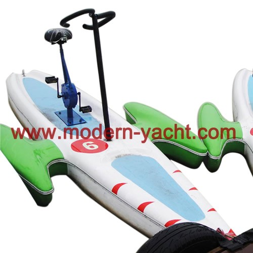 Single Seat Water Bicycle WB01H01