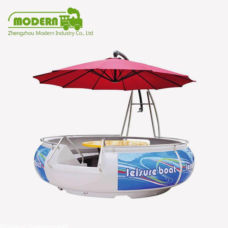BBQ Boat WE06M
