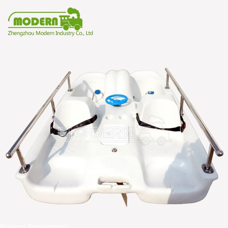 New Design Plastic Pedal Boat WS04T06